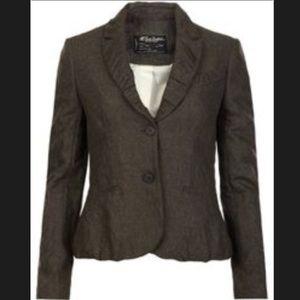 All Saints Louvre wool blazer